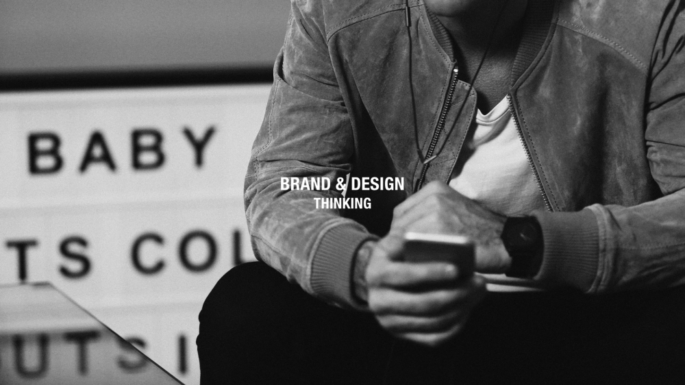 brand and design thinking